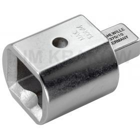 7370/10 - Przejściówka z 9x12mm na 14x18mm do końcówek do kluczy dynamometrycznych