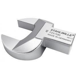 Końcówki widełkowe, metryczne 24 - 60 mm